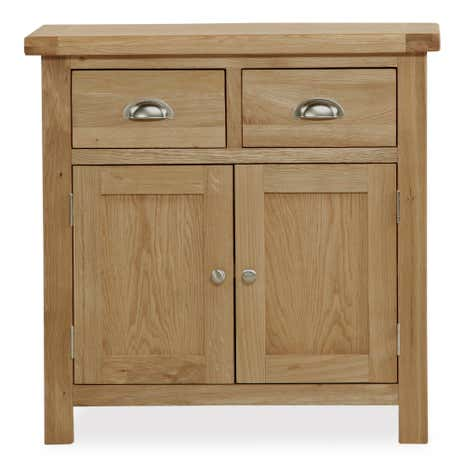 Oakley Oak Mini Sideboard