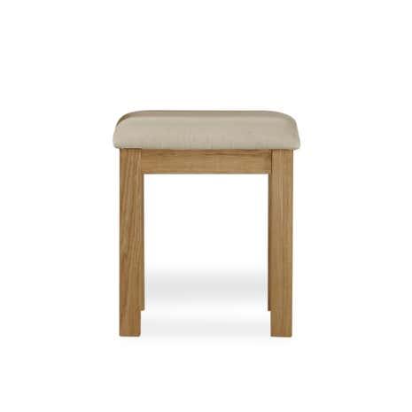 oakley oak stool dunelm