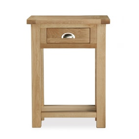 Oakley Oak Telephone Table