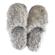 Ladies' Teddy Bear Slippers
