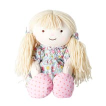 Cozy Plush Heatable Ellie Warmheart Doll