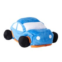 Cozy Plush Heatable Car