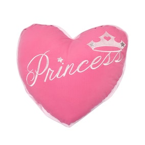 Disney Princess Heart Cushion