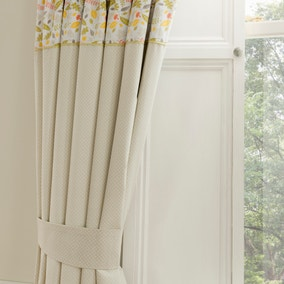Disney Winnie the Pooh Nursery Blackout Pencil Pleat Curtains