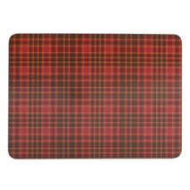 Set of 4 Tartan Placemats