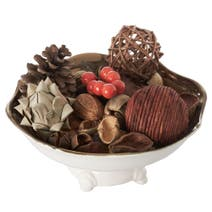 Rustic Robin Mulled Wine Pot Pourri