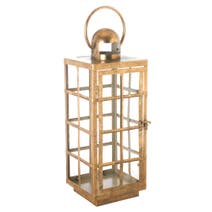 Luxury Gold Lantern