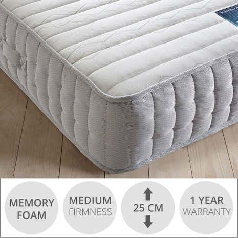 Pembroke Memory Mattress