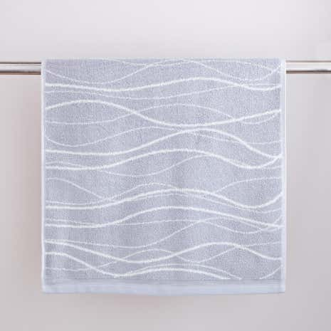 Purity Pebble Hand Towel