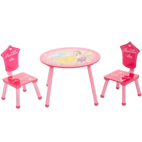 Disney Princess Play Table and Chairs