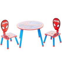 Marvel Spiderman Play Table and Chairs