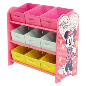 Disney Minnie Mouse Storage Tidy