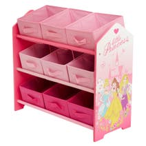 Disney Princess Storage Tidy