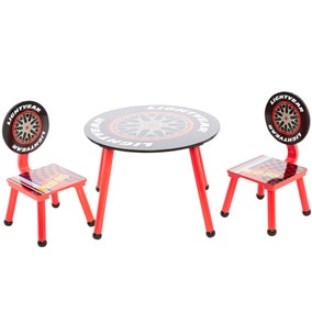 Disney Cars Play Table and Chairs