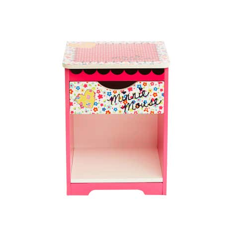 Disney Minnie Mouse Bedside Table