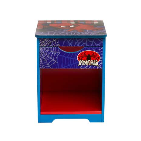 Marvel Spiderman Bedside Table
