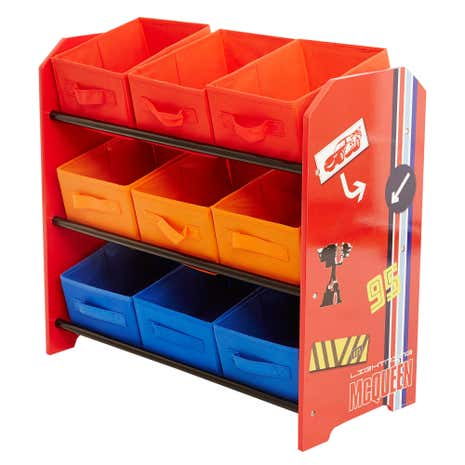 Disney Cars Storage Tidy