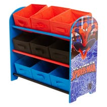 Marvel Spiderman Storage Tidy