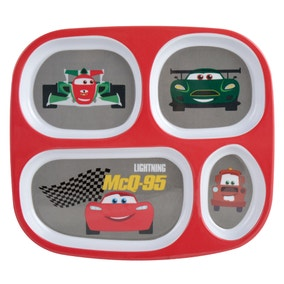 Disney Cars Melamine Lunch Tray