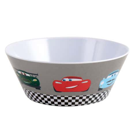 Disney Cars Melamine Bowl
