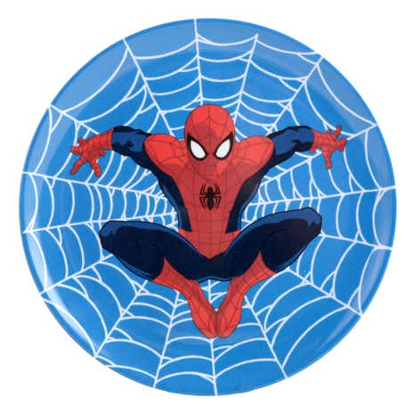 Marvel Spiderman Melamine Plate