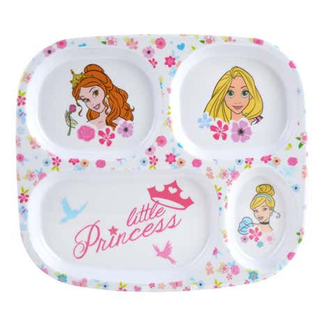 Disney Princess Melamine Lunch Tray