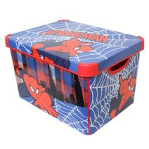 Marvel Spiderman Storage Box