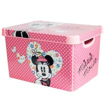 Disney Minnie Mouse Storage Box