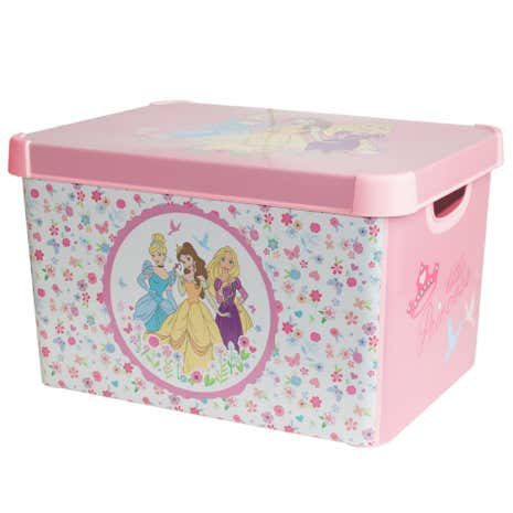 Disney Princess Storage Box