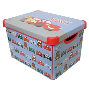 Disney Cars Storage Box