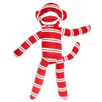 Red Sock Monkey