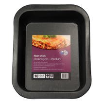 Dunelm Medium Non Stick Roasting Tin
