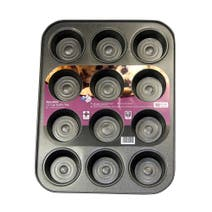 Dunelm 12 Cup Muffin Tray
