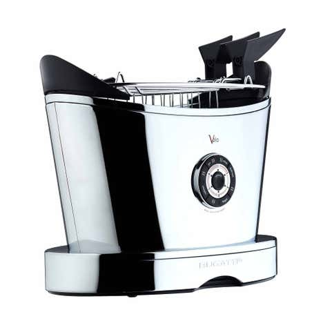 Bugatti Volo 2 Slice Chrome Toaster
