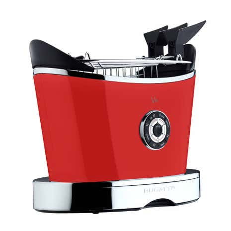 Bugatti Volo 2 Slice Red Toaster