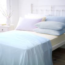 Soft Brushed Cotton Sheet Sets