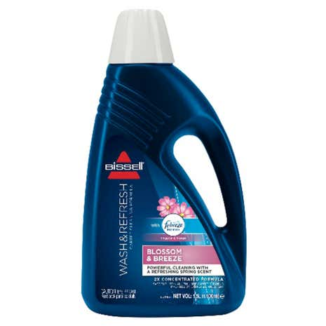 Bissell 1078E Wash and Refresh Blossom Breeze Odour Formula