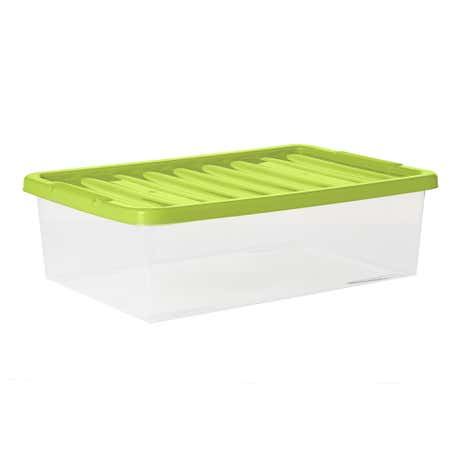 Spring Green 32 Litre Underbed Storage