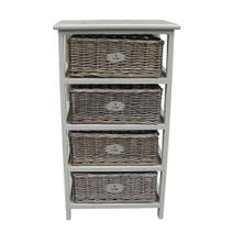 Housekeeper 4 Drawer Tower