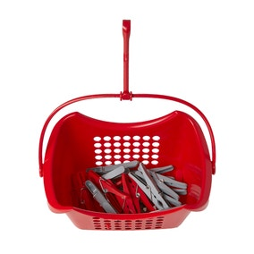Pack of 24 Pegs with Peg Caddy