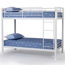 Bolt Zero Metal Kids Bunk Bed Frame