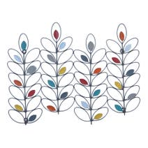 Elements Leaf Wall Art