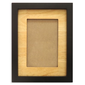 Elements Wood Insert Photo Frame