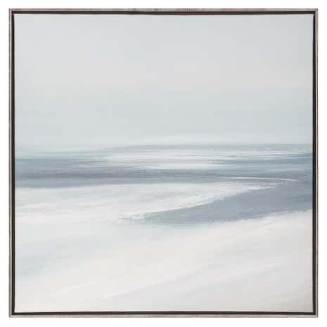 Hotel Seascape Boxed Canvas