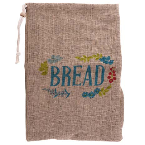 Country Fayre Hessian Bread Bag