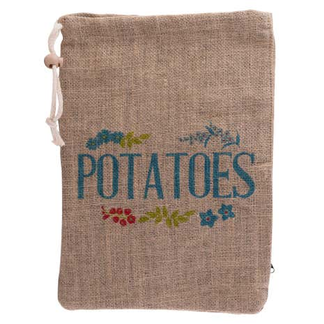 Country Fayre Hessian Potato Bag