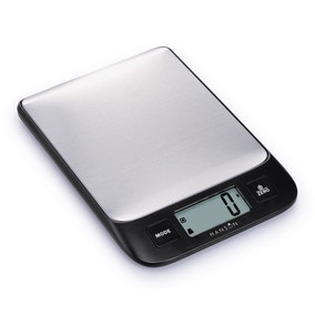 Hanson Stainless Steel Slim 5KG Electronic Scale