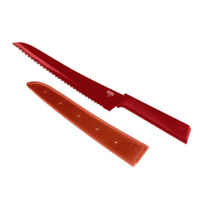 Kuhn Rikon Colori Red Chef's Knife 18cm Blade