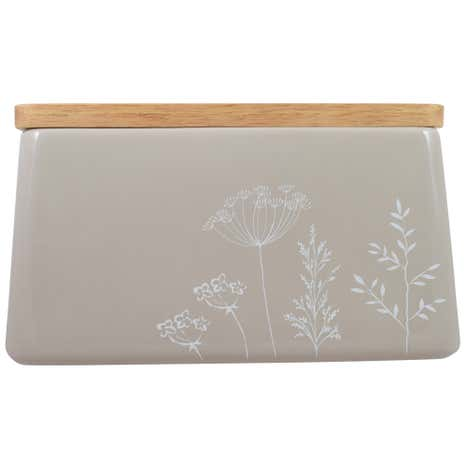 Simplicity Cow Parsley Bread Bin