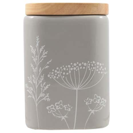 Simplicity Cow Parsley Canister